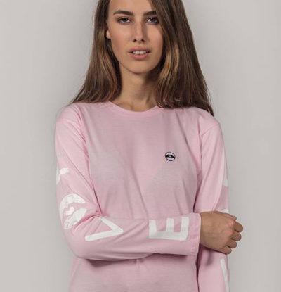 Longsleeve Pink