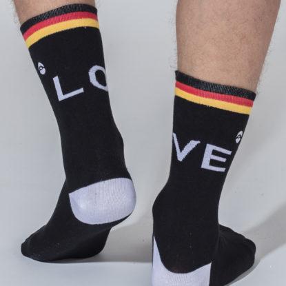 Socks Germany Black