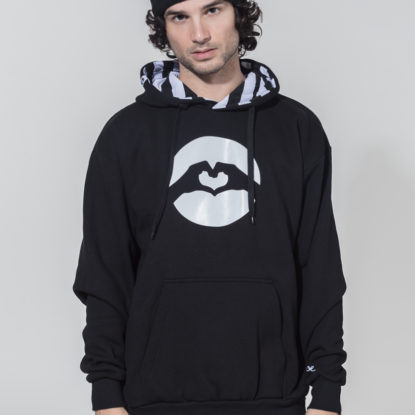 Men Classic Logo Hoodie Mr. Minky