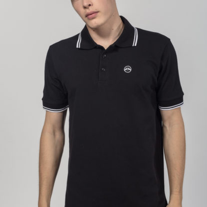 Men Polo Shirt Straight