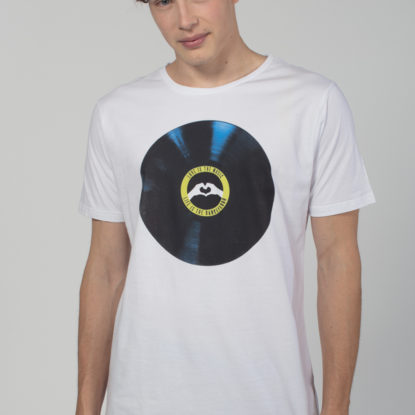Men Artistic T-Shirt Vynil