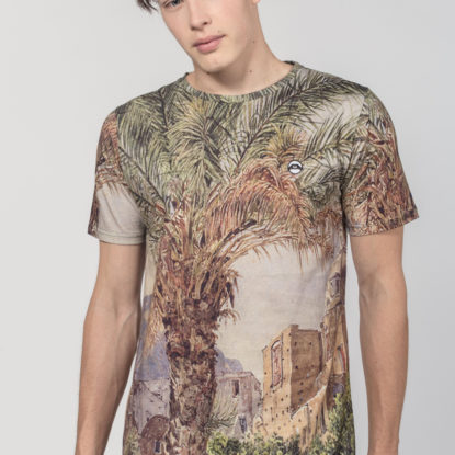 Men Men Artistic T-Shirt Sitges