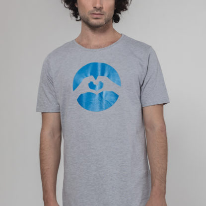 Men Classic Logo T-Shirt Jean