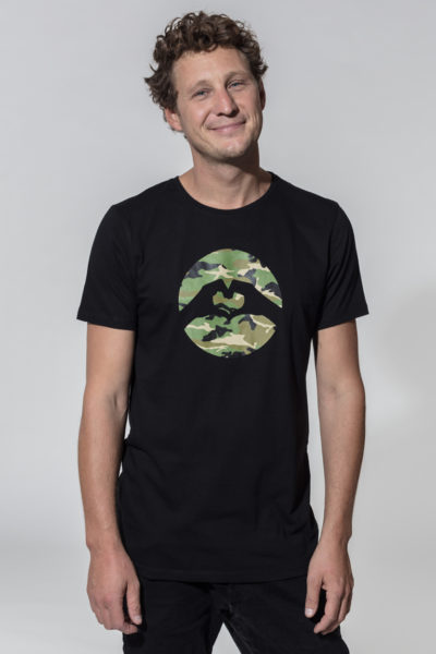 Men Special Logo T-Shirt Camo