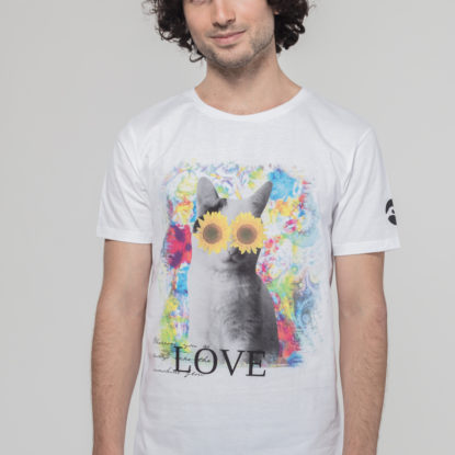Men Men Artistic T-Shirt Acid Mitzi