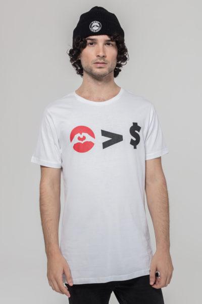 Men Artistic T-Shirt LREAM