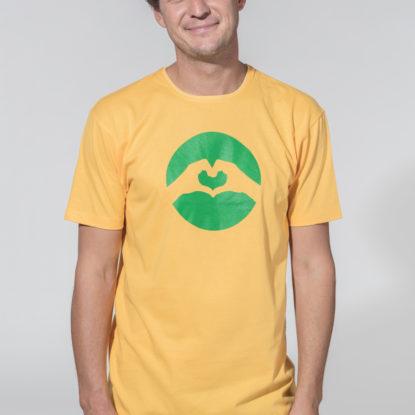 Men Classic Logo T-Shirt Brasil