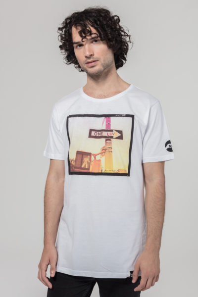 Men Photoseries T-Shirt One Love