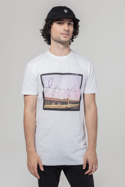 Men Photoseries T-Shirt Wired