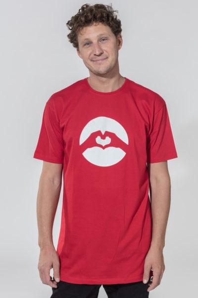 Men Classic Logo T-Shirt Patriotic