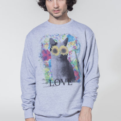 Men Artistic Sweater Acid Mietzi