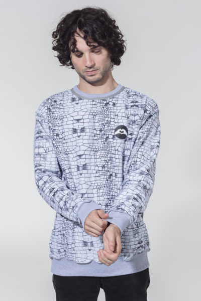 Men Men Artistic Sweater Kriss Kross 3