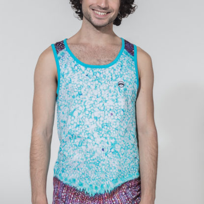 Men Men Tank Top Microcosm