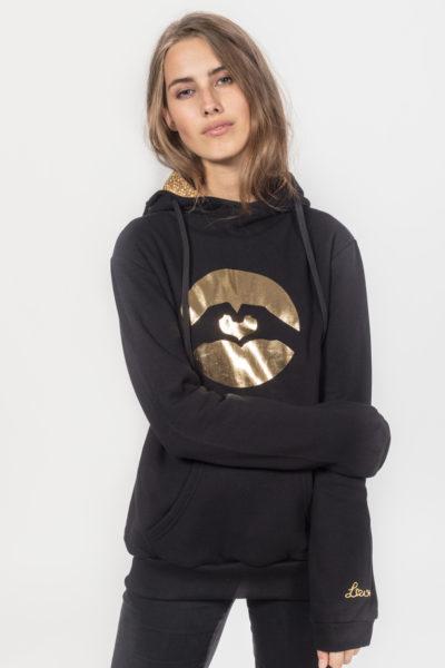Special Logo Hoodie Golden Erea