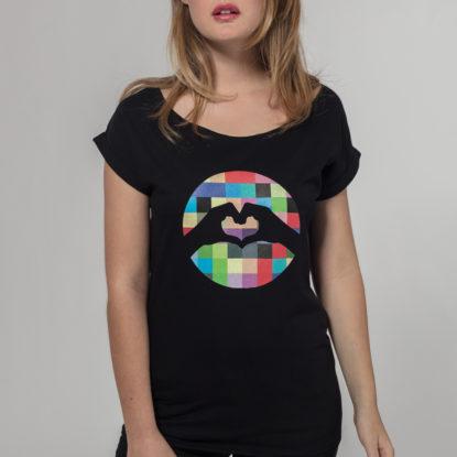 Women Special Logo Shirt Testscreen 1