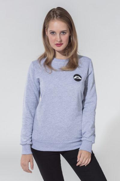 Women Artistic Sweater Kriss Kross
