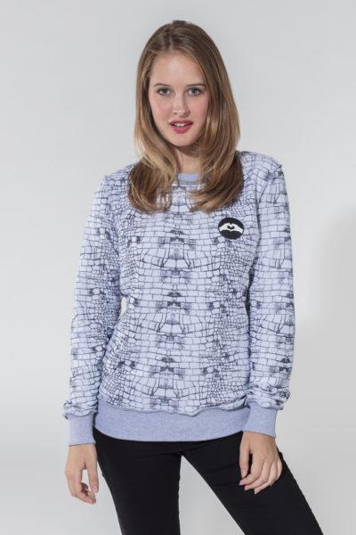 Women Women Artistic Sweater Kriss Kross 2